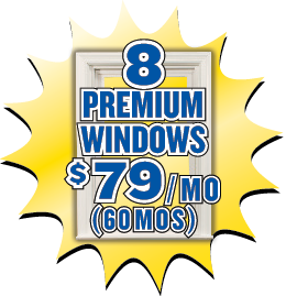 10 Windows for $79 a month
